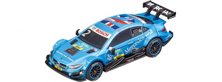 Carrera 41421 Digital 143 Mercedes-AMG C 63 DTM   G. Paffett, No.2   Slot Car 1:43