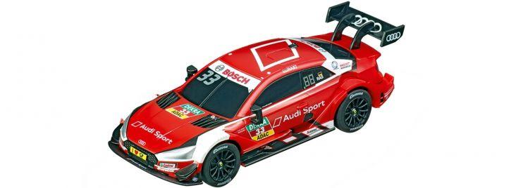 Carrera 64132 Go!!! Audi RS 5 DTM   R.Rast, No.33   Slot Car 1:43