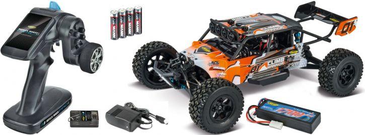 ausverkauft   CARSON 500404131 XL Climb Warrior 2.0   2.4GHz   RC Auto Komplett-RTR 1:10