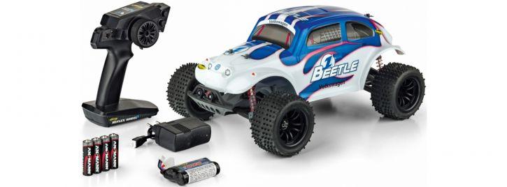 CARSON 500404142 VW Beetle FE 2.4GHz | RC Auto Komplett-RTR 1:10
