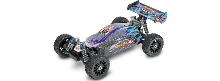 CARSON 500409006 Specter Two Pro BL 6S CY-E RC Auto Fertigmodell 1:8