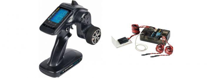 CARSON 500500083 Reflex Wheel PRO 3 BEC 2.4GHz | mit Telemetrie kaufen
