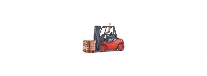 CARSON 500907093 Gabelstapler Linde H40D RTR 2.4 GHz 1:14