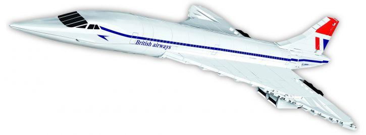 COBI 1917 Concorde Brooklands Museum   Flugzeug Baukasten