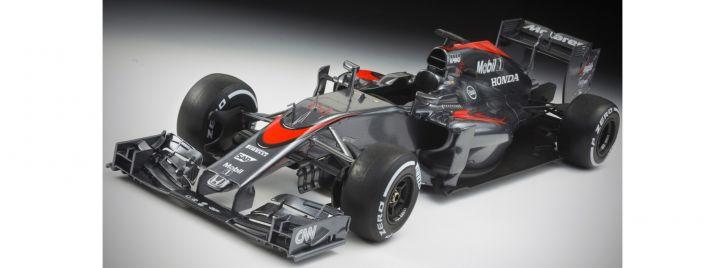 EBBRO 20015 McLaren HONDA MP4-30 2015 Japan G.P.   Auto Bausatz 1:20