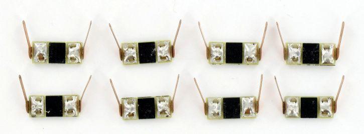 ESU 50707 Stromabnehmer für Waggons - für alle Spuren geeignet