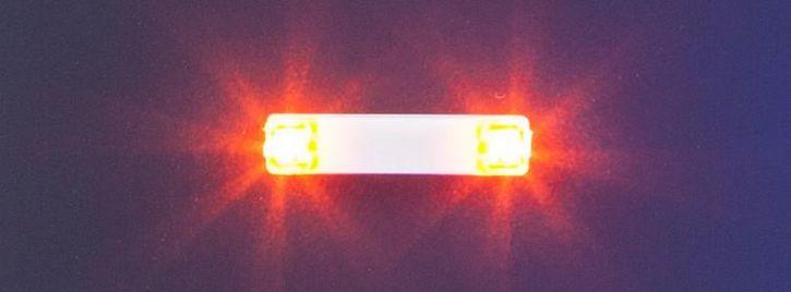 FALLER 163762 Blinkelektronik orange 15,7 mm Zubehör für Fahrzeuge 1:87