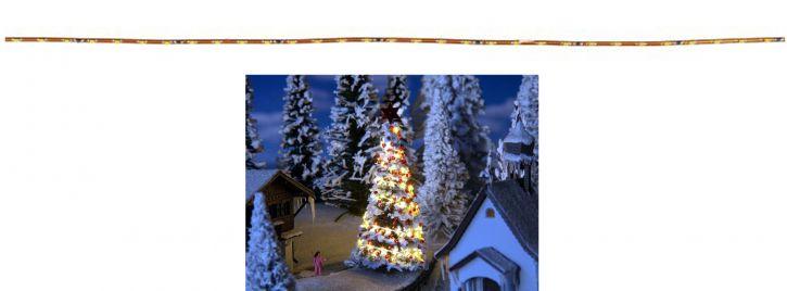 FALLER 180662 Lichterkette mit 52 LEDs   Spur H0/N