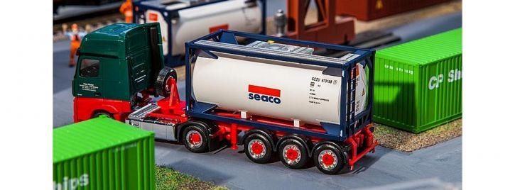 FALLER 180832 20ft Tankcontainer seaco Bausatz Spur H0