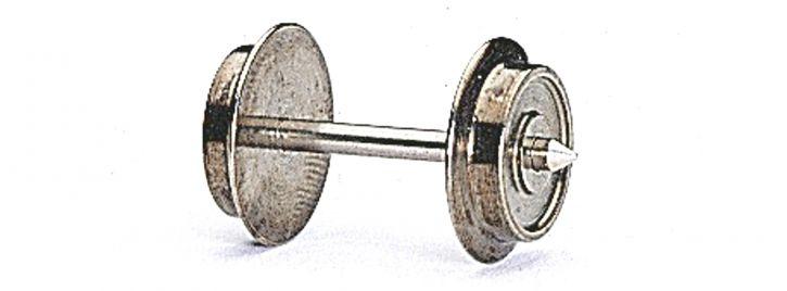 FLEISCHMANN 6561 Austausch-Radsatz | Wechselstrom | 25 mm | Spur H0
