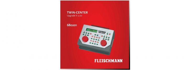 FLEISCHMANN 680201 Update zum Twincenter auf Version 2.0