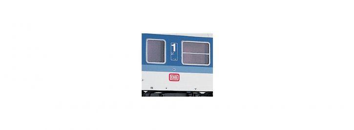 FLEISCHMANN 6552 DB-Logos für ICE und Reisezugwagen, Spur H0