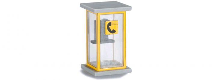 herpa 053440 Telefonzellen | 2 Stück | Bausatz | Spur H0
