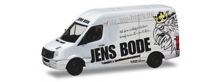 herpa 093682 VW Crafter Kasten Hochdach TSU Bode Automodell 1:87