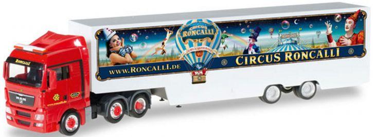 herpa 306744 MAN TGX XLX KoSz Zirkus Roncalli   LKW-Modell 1:87