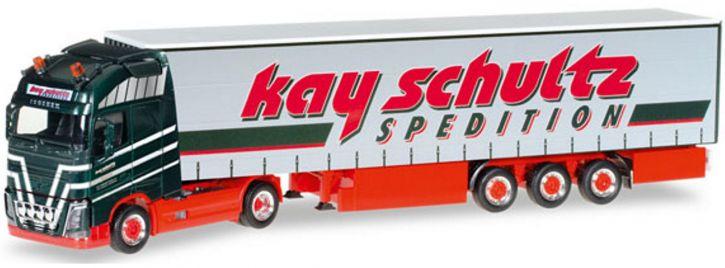 herpa 306980 Volvo FH GL XL GaPlSzg Kay Schultz | LKW-Modell 1:87