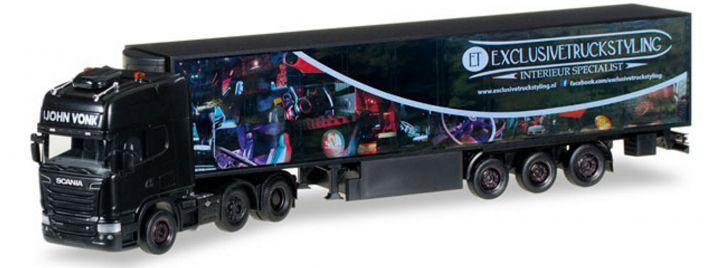 herpa 307000 Scania R13 TL KKoSzg John Vonk NL | LKW-Modell 1:87