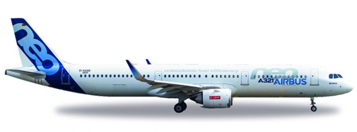 herpa WINGS 530620 Airbus A321neo Flugzeugmodell 1:500