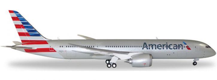herpa 557887 B787-9 American Airlines   WINGS 1:200