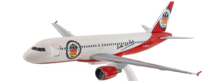 herpa 611213 A320 airberlin Fan Force One SnapFit | WINGS 1:200 kaufen