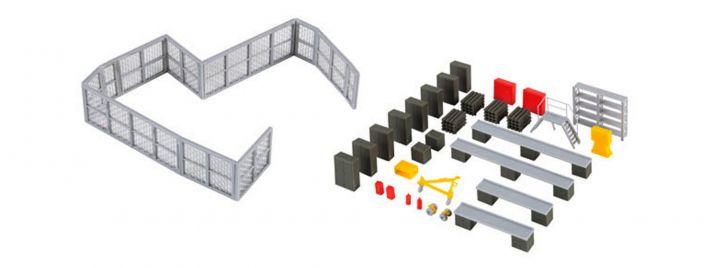 herpa 746007 Zubehör Werkstattausrüstung Bausatz Spur H0