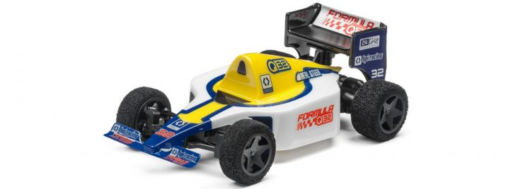 HPI H116706 Formula Q32 blau 2WD   RC Auto RTR 1:32