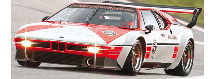 ITALERI 3643 BMW M1 Procar Niki Lauda | Auto Bausatz 1:24