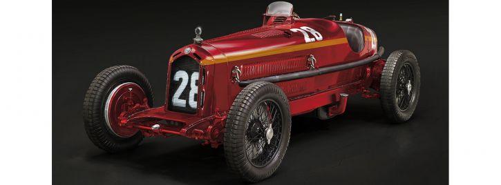 ITALERI 4706 Alfa Romeo 8C 2300 Monza   Auto Bausatz 1:12