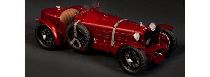 ITALERI 4708 Alfa Romeo 8C 2300 Roadster | Sonderedition | Auto Bausatz 1:12