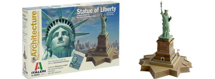 ITALERI 68002 Freiheitsstatue | World of Architecture | Bausatz kaufen