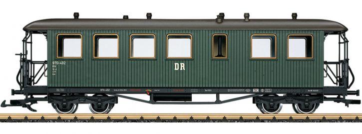 LGB 31356 Personenwagen 2.Kl. DR   Spur G