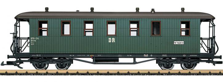 LGB 31357 Personenwagen 2.Kl. DR | Spur G