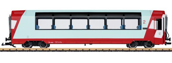 LGB 33671 Panoramawagen 2. Kl. Glacier Express RhB | Spur G
