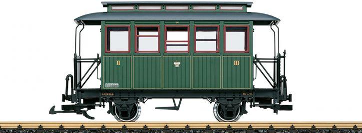 LGB 35096 Personenwagen 3.Kl. k.sä.St.E. | Spur G