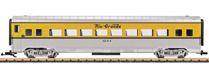 LGB 36572 Personenwagen DRGW | Spur G