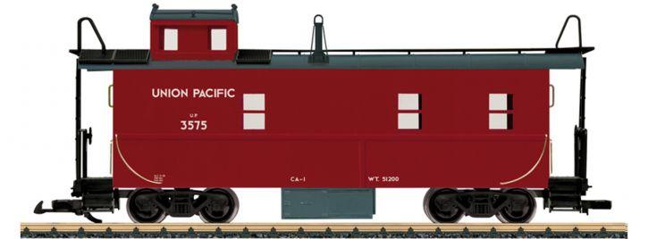 LGB 42793 Güterzugbegleitwagen Caboose | undekoriert | Spur G