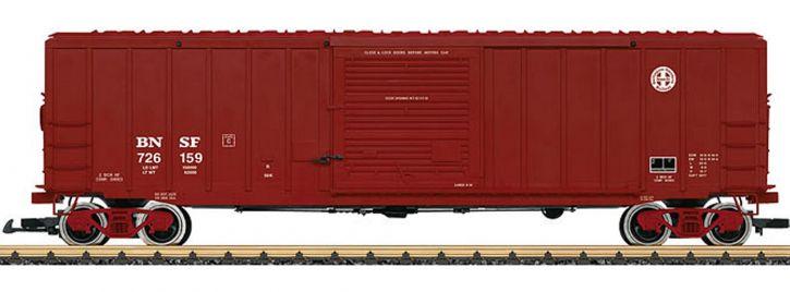 LGB 42932 Gedeckter Güterwagen BNSF   Spur G