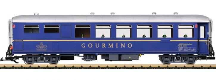 ausverkauft | LGB 30521 Speisewagen WR 3811 RhB | Spur G