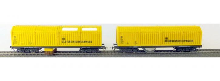 LUX 9630 AC-Doppelpack 8830+9130   Gleisreinigung   Spur H0