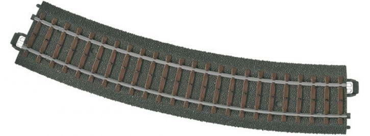 märklin 20224 Gleis gebogen | 24,3 Grad | R2 437,5 mm | 1 Stück | C-Gleis Spur H0
