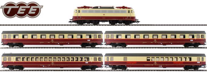 ausverkauft   märklin 26983 Zugpackung Rheingold 83 DB   mfx Sound   AC   Spur H0