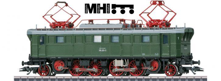 märklin 37489 Museums-E-Lok BR 175 DB   MHI   mfx+ Sound   Spur H0