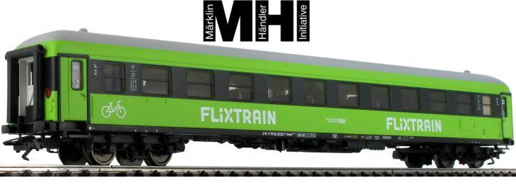 märklin 42956 Schnellzugwagen 2.Kl. Flixtrain   Spur H0