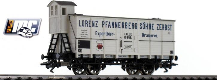 märklin 48938 Bierkühlwagen mit BH Pfannenberg Söhne KPEV | Spur H0