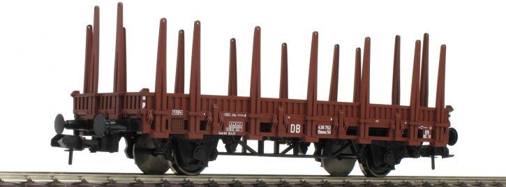 ausverkauft | märklin 58272 Rungenwagen Rlmms 56 DB | Spur 1