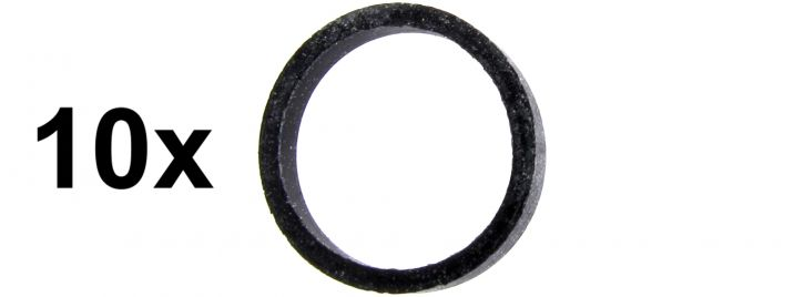 märklin 7154 Haftreifen   Durchmesser 8 mm   Packung mit 10 Stück   Ersatzteil Spur H0