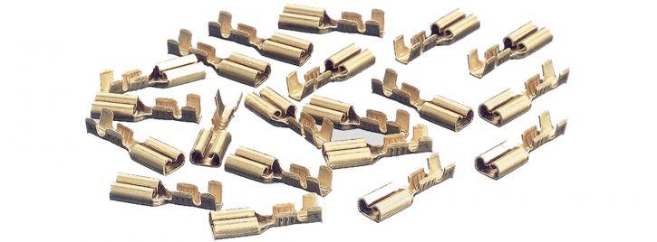 märklin 74995 Flachsteckhülsen | 1 Beutel mit 20 Stück | C-Gleis Spur H0