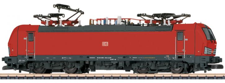 märklin 88231 E-Lok BR 193 DB AG Cargo   Spur Z
