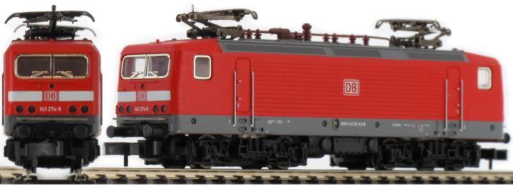märklin 88437 Elektrolok BR 143 DB AG | Spur Z
