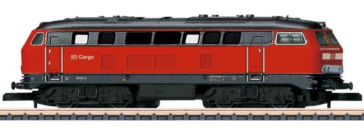Märklin 8874 Mini Club Diesellokomotive Diesellok BR 216 Spur Z Lokomotive Lok